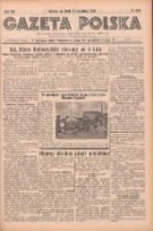 Gazeta Polska: codzienne pismo polsko-katolickie dla wszystkich stanów 1938.09.21 R.42 Nr218