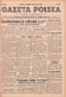 Gazeta Polska: codzienne pismo polsko-katolickie dla wszystkich stanów 1938.09.22 R.42 Nr219