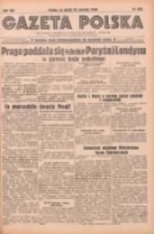 Gazeta Polska: codzienne pismo polsko-katolickie dla wszystkich stanów 1938.09.23 R.42 Nr220