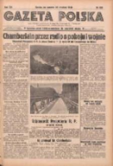 Gazeta Polska: codzienne pismo polsko-katolickie dla wszystkich stanów 1938.09.29 R.42 Nr225