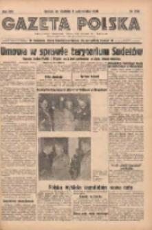 Gazeta Polska: codzienne pismo polsko-katolickie dla wszystkich stanów 1938.10.02 R.42 Nr228