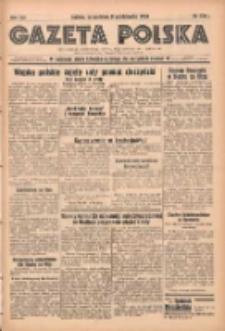 Gazeta Polska: codzienne pismo polsko-katolickie dla wszystkich stanów 1938.10.09 R.42 Nr234