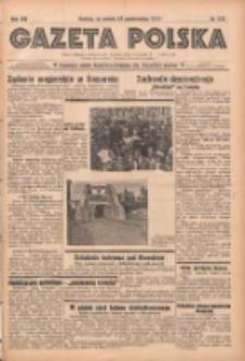 Gazeta Polska: codzienne pismo polsko-katolickie dla wszystkich stanów 1938.10.14 R.42 Nr238