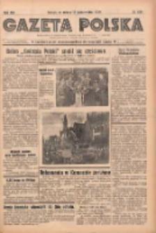 Gazeta Polska: codzienne pismo polsko-katolickie dla wszystkich stanów 1938.10.15 R.42 Nr239