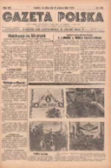 Gazeta Polska: codzienne pismo polsko-katolickie dla wszystkich stanów 1938.10.16 R.42 Nr240