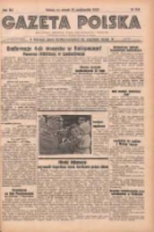 Gazeta Polska: codzienne pismo polsko-katolickie dla wszystkich stanów 1938.10.18 R.42 Nr241