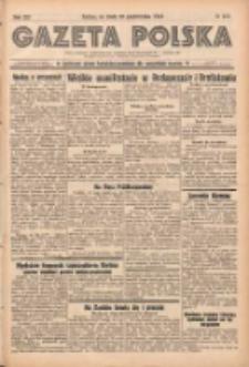Gazeta Polska: codzienne pismo polsko-katolickie dla wszystkich stanów 1938.10.19 R.42 Nr242