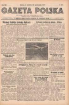 Gazeta Polska: codzienne pismo polsko-katolickie dla wszystkich stanów 1938.10.23 R.42 Nr247