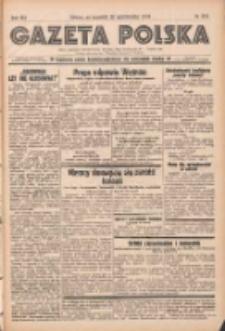 Gazeta Polska: codzienne pismo polsko-katolickie dla wszystkich stanów 1938.10.27 R.42 Nr250