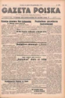 Gazeta Polska: codzienne pismo polsko-katolickie dla wszystkich stanów 1938.10.28 R.42 Nr251