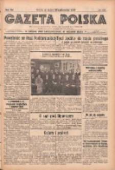 Gazeta Polska: codzienne pismo polsko-katolickie dla wszystkich stanów 1938.10.29 R.42 Nr252