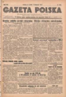 Gazeta Polska: codzienne pismo polsko-katolickie dla wszystkich stanów 1938.11.04 R.42 Nr256