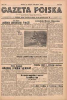 Gazeta Polska: codzienne pismo polsko-katolickie dla wszystkich stanów 1938.11.06 R.42 Nr258