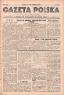 Gazeta Polska: codzienne pismo polsko-katolickie dla wszystkich stanów 1938.11.09 R.42 Nr260