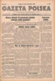Gazeta Polska: codzienne pismo polsko-katolickie dla wszystkich stanów 1938.11.16 R.42 Nr265