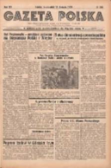 Gazeta Polska: codzienne pismo polsko-katolickie dla wszystkich stanów 1938.11.17 R.42 Nr266