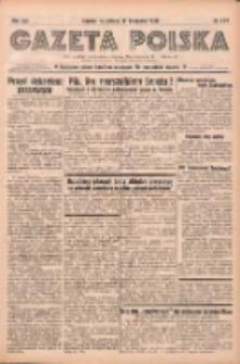Gazeta Polska: codzienne pismo polsko-katolickie dla wszystkich stanów 1938.11.19 R.42 Nr268
