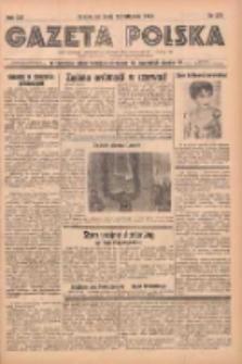 Gazeta Polska: codzienne pismo polsko-katolickie dla wszystkich stanów 1938.11.23 R.42 Nr271