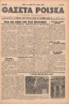Gazeta Polska: codzienne pismo polsko-katolickie dla wszystkich stanów 1938.11.25 R.42 Nr273