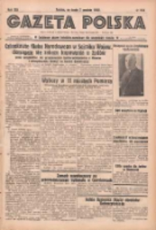 Gazeta Polska: codzienne pismo polsko-katolickie dla wszystkich stanów 1938.12.07 R.42 Nr283