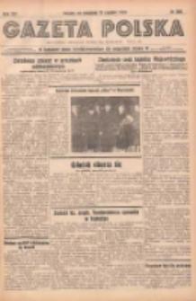 Gazeta Polska: codzienne pismo polsko-katolickie dla wszystkich stanów 1938.12.11 R.42 Nr286