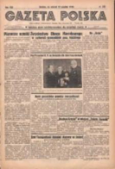 Gazeta Polska: codzienne pismo polsko-katolickie dla wszystkich stanów 1938.12.13 R.42 Nr287