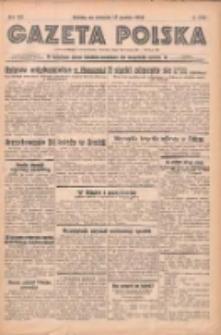 Gazeta Polska: codzienne pismo polsko-katolickie dla wszystkich stanów 1938.12.18 R.42 Nr292