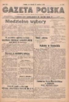 Gazeta Polska: codzienne pismo polsko-katolickie dla wszystkich stanów 1938.12.20 R.42 Nr293