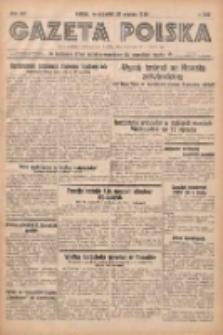 Gazeta Polska: codzienne pismo polsko-katolickie dla wszystkich stanów 1938.12.22 R.42 Nr295