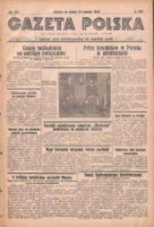 Gazeta Polska: codzienne pismo polsko-katolickie dla wszystkich stanów 1938.12.24 R.42 Nr297