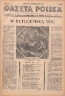 Gazeta Polska: codzienne pismo polsko-katolickie dla wszystkich stanów 1938.12.25 R.42 Nr298