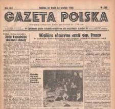 Gazeta Polska: codzienne pismo polsko-katolickie dla wszystkich stanów 1938.12.28 R.42 Nr299