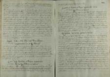 Odpowiedz króla Zygmunta III udzielona posłom kurlandzkim, Wilno 1601