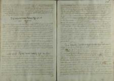List Karola Sudermańskiego do Jana Zamoyskiego, Croscholin 17.02.1602
