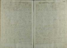 Wiadomości o drobnych utarczkach w Inflantach, ex castris ad Mex 09.08.1602