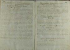 List Andrzeja Opalińskiego dziekana płockiego do Elblążan, Kraków 14.01.1603