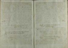 List arcyksięcia Maksymilian do króla Zygmunta III, Kraków 22.02.1603