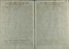 Poselstwo od Joachima Fryderyka margrabiego brandenburskiego na Sejm Krakowski, 1603