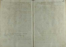 List króla Zygmunta III do Joachima Fryderyka margrabiego brandenburskiego, Kraków ok.1605