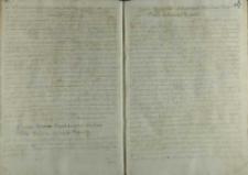 Odpowiedz na poselstwo brandenburskie, Kraków 1605
