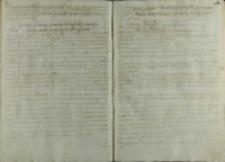 Prośba miasta Wschowy, ok. 1605