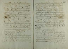 List papieża Pawła V do królowej Konstancji, Rzym 03.10.1609