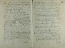 List w sprawie nominacji biskupa przemyskiego, 1591