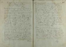 List gratulacyjny do papieża Grzegorza XIV, Warszawa ok. 1590