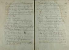 List cesarza Rudolfa II do stanów polskich, Praga 16.11.1590