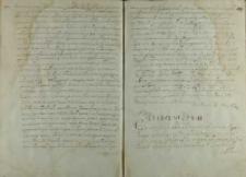 List papierza Klemensa VIII do króla Zygmunta III, Rzym 13.12.1603