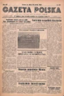 Gazeta Polska: codzienne pismo polsko-katolickie dla wszystkich stanów 1938.12.30 R.42 Nr301