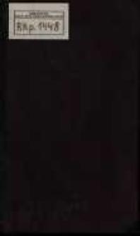 Listy obywatelskie do Jana Węgleńskiego ministra stanu Królestwa Polskiego. /Wyjęte z Pamięt. Warsz. 1816 r. T. VI./ W Warszawie w Drukarni Rządowey