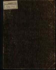 Zbiór wierszy pisarzy polskich i obcych, głównie XVI-XVIII w., w odpisach z XVIII/XIX w.