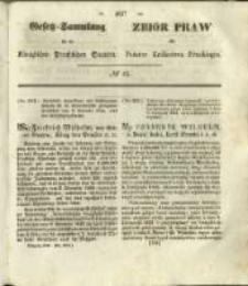 Gesetz-Sammlung für die Königlichen Preussischen Staaten. 1844 No41
